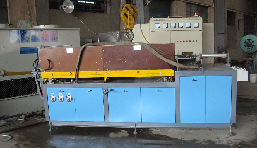 induction heating machine formatal forging
